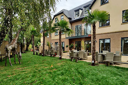 Fenchurch House Care Home in London